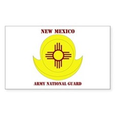 DUI-NEW MEXICO ANG WITH TEXT Decal