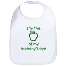 Apple of Mommy's Eye Bib