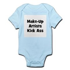 Make-Up Artists Kick Ass Infant Creeper