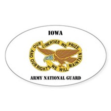 DUI-IOWA ANG WITH TEXT Decal