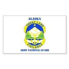 DUI-ALASKA ANG WITH TEXT Decal