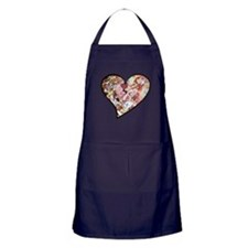 A Song in My Heart Apron (dark)