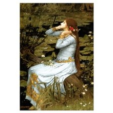 Cute Waterhouse Wall Art
