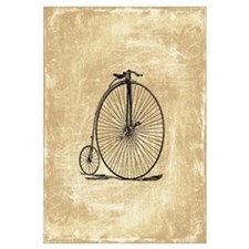 Cute Bicycle Wall Art