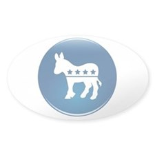 Democrats Donkey Decal