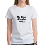 My Great Grandpa Rocks Tee