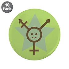 "Celebrate Diversity 3.5"" Button (10 pack)"