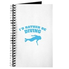 I'd rather be diving Journal