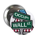 "Occupy Wall Street - We Are The 99% 2.25"" Button"
