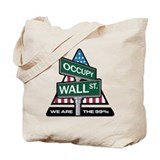 Occupy Wall Street - We Are The 99% Tote Bag