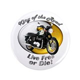 Triumph Bonneville 3.5 Inch Button (100 pack)