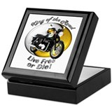 Triumph Bonneville Keepsake Box