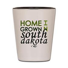 'South Dakota' Shot Glass