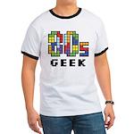 80s Geek Ringer T