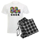 80s Geek Men's Light Pajamas