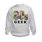 80s Geek Kids Sweatshirt