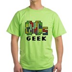 80s Geek Green T-Shirt
