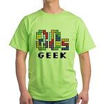 80s Geek Green T-Shirt