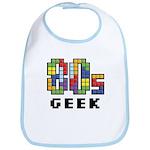 80s Geek Bib