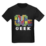 80s Geek Kids Dark T-Shirt