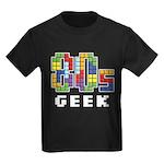 80s Geek Kids Dark T-Shirt