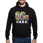 80s Geek Hoodie (dark)
