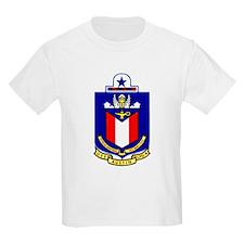 USS Austin LPD 4 Kids T-Shirt