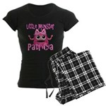 Little Monster Patricia Women's Dark Pajamas