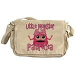 Little Monster Patricia Messenger Bag