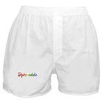 Dyke-adelic Boxer Shorts