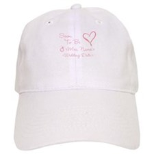 Customize Soon To Be Mrs. (Name) Baseball Cap