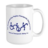 Therapeutic Riding, Inc. Mug- Hey Dobbs!
