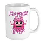 Little Monster Rose Large Mug