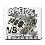 Original V8 Mousepad