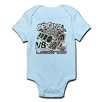 Original V8 Infant Bodysuit