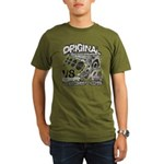 Original V8 Organic Men's T-Shirt (dark)