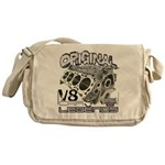 Original V8 Messenger Bag