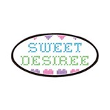 Sweet DESIREE Patches