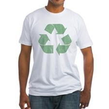 Vintage Recycle Logo Shirt