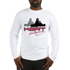 Kart Racing Long Sleeve T-Shirt