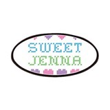 Sweet JENNA Patches