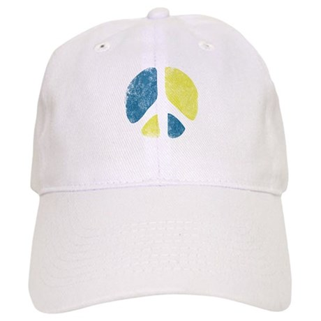 Vintage Peace Sign Cap