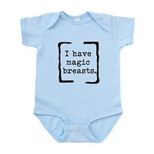 Magic Breasts Infant Bodysuit