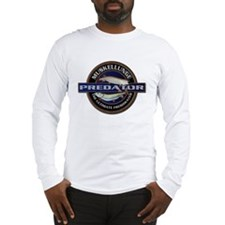 Long Sleeve Muskellunge T-Shirt