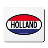 Cute Nederland world cup Mousepad