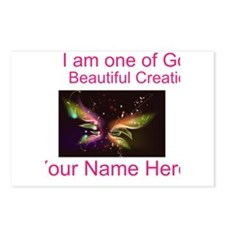 Beautiful Creations Postcards (Package of 8)