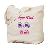 Cape Cod Bride Tote Bag