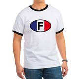 Unique France soccer T