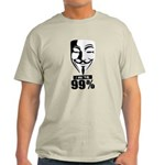 Fawkes 99% Light T-Shirt