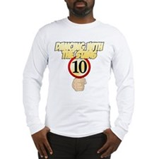 Dancing with the Stars - 10 Long Sleeve T-Shirt